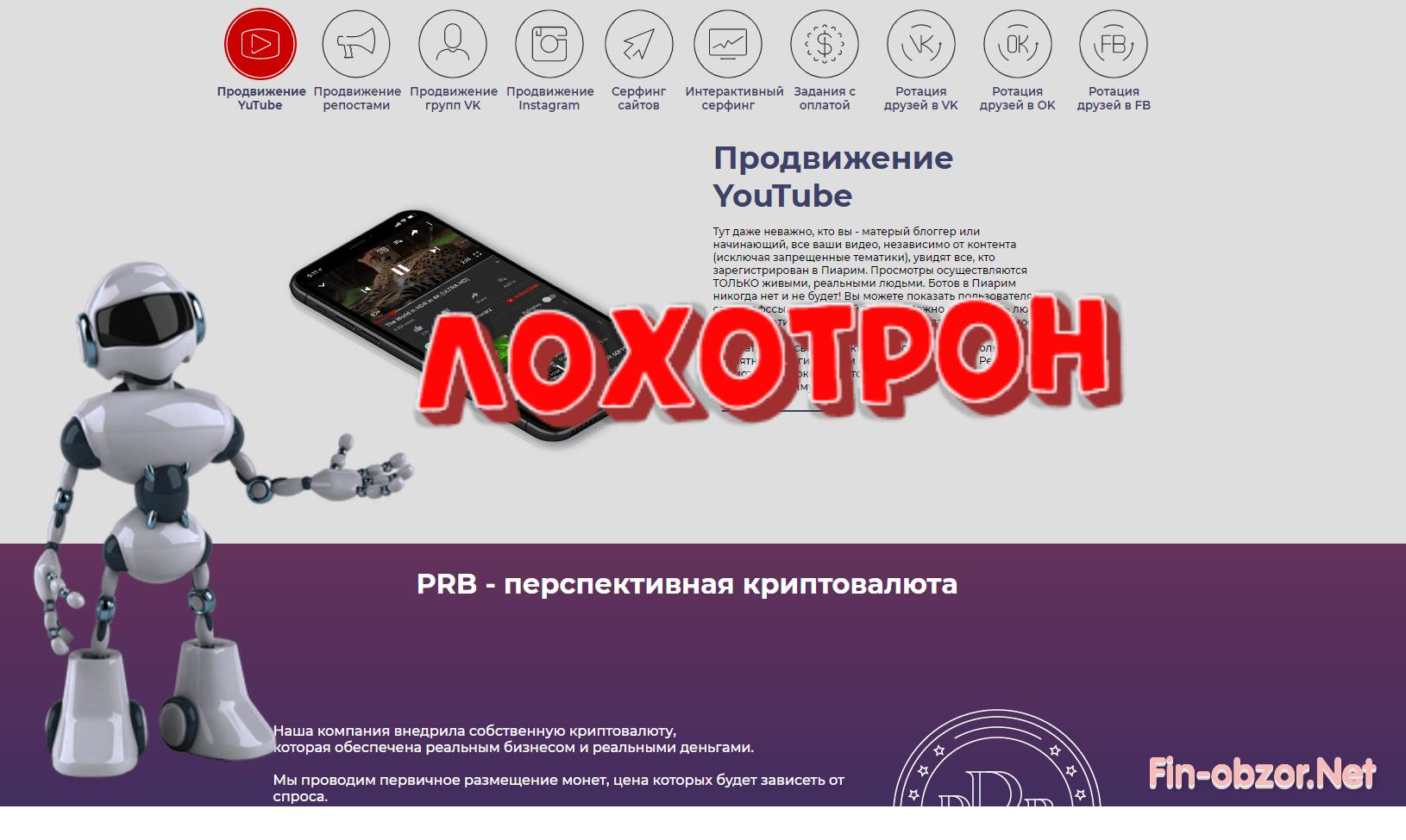 Социальная бизнес сеть PiarimBiz. Обзор и отзывы о piarim.biz